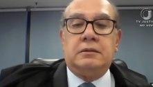 Gilmar vota a favor de direito a veto de público em cerimônia religiosa