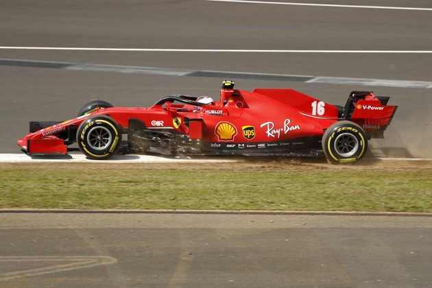 O monegasco mostrou-se surpreso e feliz com o resultado em Silverstone