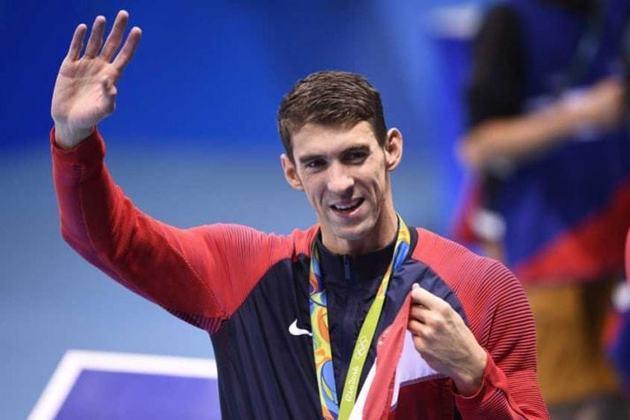 O nadador multicampeão olímpico Michael Phelps é fã de Call of Duty.