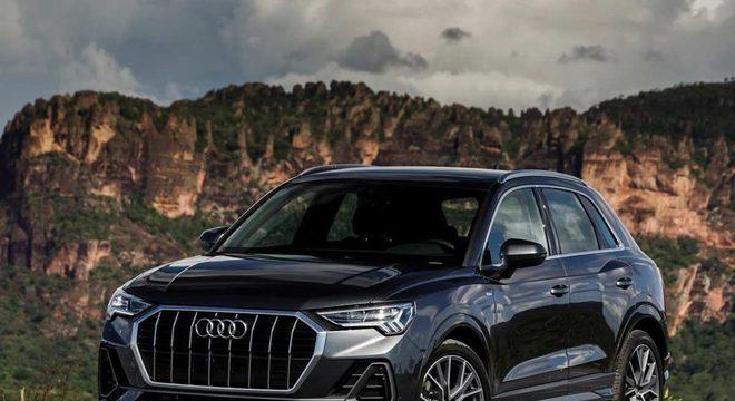 O novo Audi Q3 é um belo exemplo de SUV esportivo / Divulgação