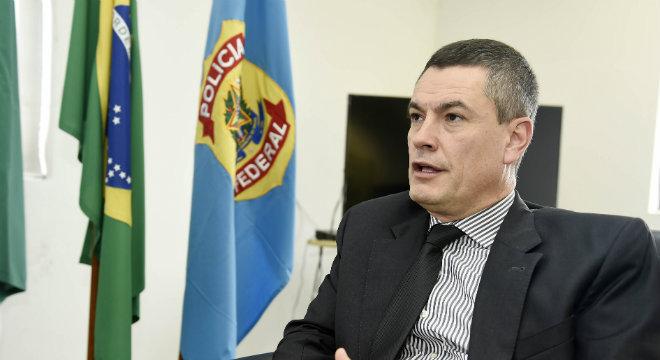 O ex-diretor da Polícia Federal, Maurício Valeixo