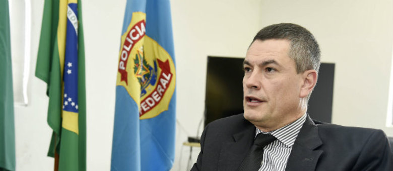 Na imagem, ex-diretor da Polícia Federal Maurício Valeixo