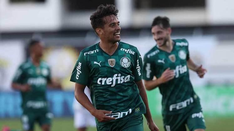O Palmeiras derrotou a Ponte Preta por 3 a 0 e avançou às quartas de final do Paulistão. E o triunfo teve um personagem bastante destacado: Gustavo Scarpa. O meia fez um golaço e deu duas assistências (atuações por Nosso Palestra)
