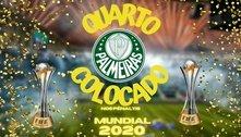 Memes: Rivais zoam Palmeiras após quarto lugar no Mundial de Clubes