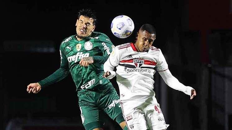 O Palmeiras saiu de mais um jogo importante sem ser vazado. No clássico contra o São Paulo, o líder do Brasileirão não teve um bom desempenho, mas contou com a solidez defensiva para pontuar (por Nosso Palestra)