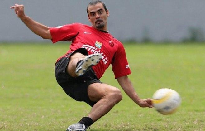 O paraguaio Ramirez
