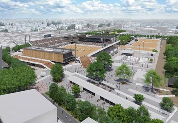 O Parque Equestre de Tóquio será o local das competições de hipismo nos Jogos Olímpicos. A estrutura recebeu as mesmas disputas na edição de 1964, também na capital japonesa.