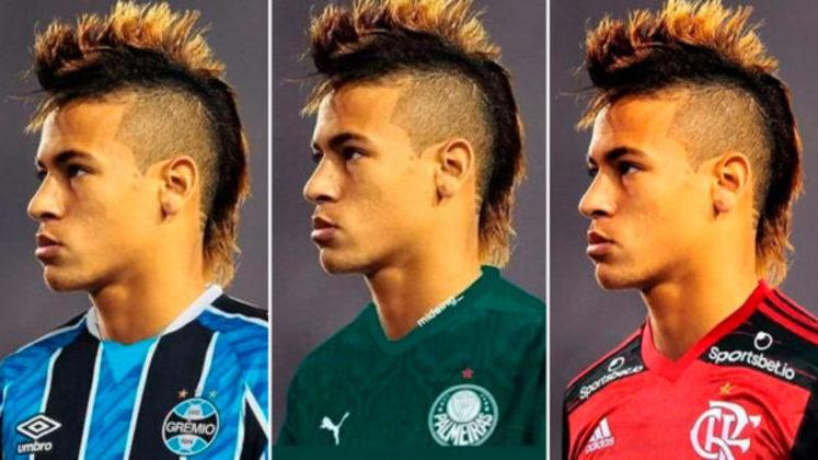 O pedido para Neymar usar moicano na Champions bombou em 2020. Diversos torcedores substituíram suas fotos de perfil nas redes sociais por imagem do jogador vestindo a camisa de clubes brasileiros e com o corte no cabelo.