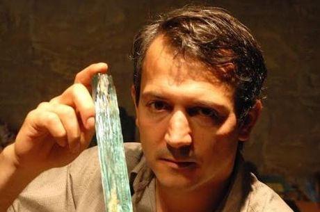 O pesquisador Carlos Cornejo