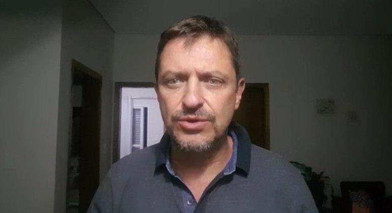 O pesquisador da Unesp João Pessoa Araújo Júnior: 'Variante está com uma frequência muito alta numa região onde temos a P.1 presente'