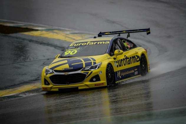 O piloto do carro #90 é o atual vencedor da Corrida do Milhão, prova deste domingo
