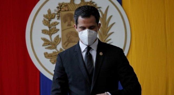 Juan Guaidó não reconhece o resultado das eleições