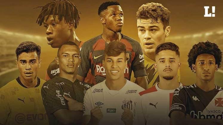 """O portal """"Goal"""" listou os 50 melhores jogadores de futebol nascidos a partir de 2002 no chamado """"Prêmio NxGn"""". Veja a seguir os 30 melhores colocados, além da posição dos brasileiros."""