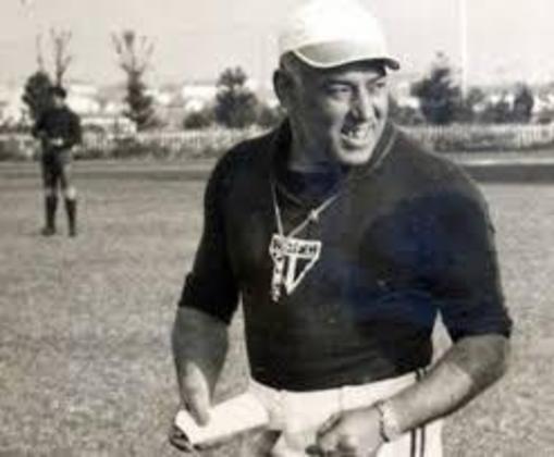 O português Joreca foi técnico do São Paulo na década de 40 e conseguiu três títulos paulistas em 1943, 1945 e 1946.