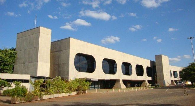 O prédio do CCBB em Brasília, onde trabalhará a equipe de transição