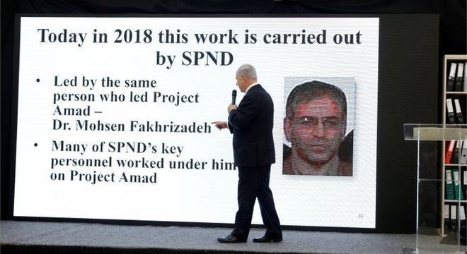 Irã acusou Israel pelo assassinato; Netanyahu citou Fakhrizadeh nominalmente em 2018