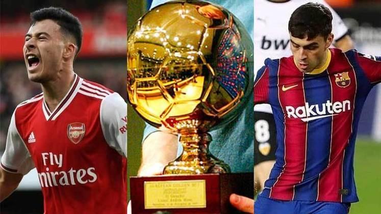 O prêmio Golden Boy 2021 divulgou os seus 40 candidatos finais, e a lista inclui o brasileiro Gabriel Martinelli, do Arsenal. O LANCE! mostra todos os jogadores que disputam a premiação.