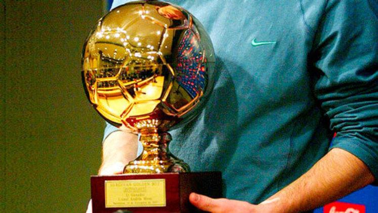 O prêmio Golden Boy é dado todo ano ao melhor jogador sub-21 do mundo. Ele existe desde 2003. Mas como os ganhadores conseguiram desenvolver as suas carreiras? O MAIS QUE UM JOGO mostra como eles estão. (Por: MAIS QUE UM JOGO)