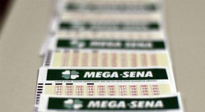 O prêmio principal do concurso 2.165 da Mega-Sena saiu para uma aposta na cidade de São Paulo