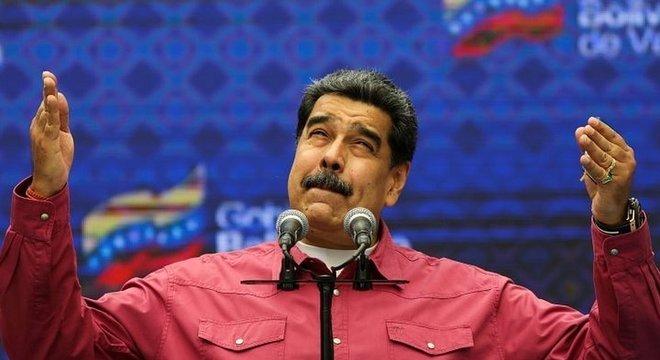 Maduro volta a ter maioria no legislativo neste ano