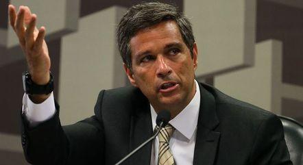 """""""Não paramos nenhum projeto durante a pandemia"""", disse Campos Neto"""