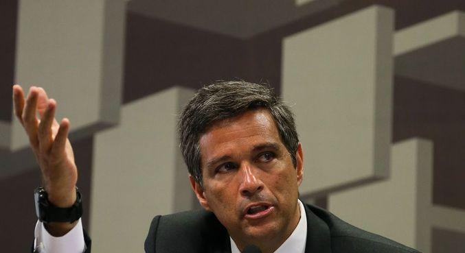 O presidente do Banco Central, Roberto Campos Neto