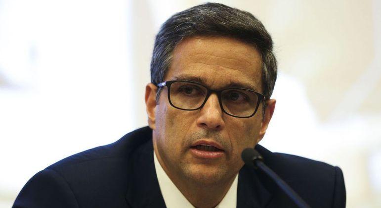 Campos Neto disse que serão feitos todos os esforços para manter a inflação dentro das metas