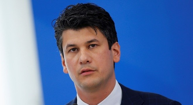 O presidente do BNDES, Gustavo Montezano