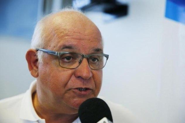 O presidente do Grêmio, Romildo Bolzan, testou positivo para o coronavírus. Ele foi o quarto da diretoria infectado com o vírus.