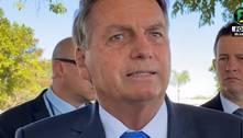 Bolsonaro afirma que dorme com arma ao lado da cama no Alvorada
