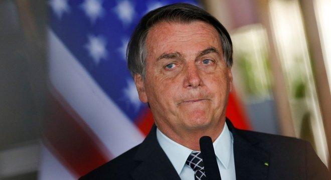 Bolsonaro já declarou que torcia para que Trump ganhasse a eleição