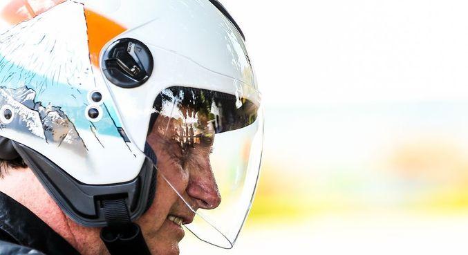Bolsonaro confirmou participação em evento de moto neste sábado, em São Paulo