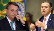Senadores reagem à investida de Bolsonaro contra STF