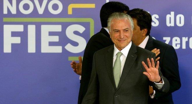Temer é o mais impopular presidente do Brasil desde a redemocratização