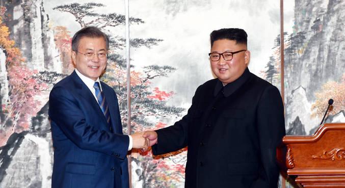 Coreia do Norte volta comunicação com Coreia do Sul