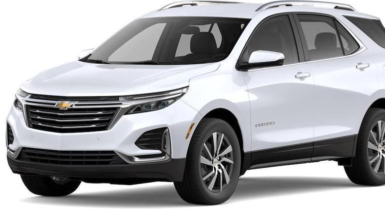 O primeiro e único carro da Chevrolet da lista é o equinox, que também tem preço estimado na casa dos R$ 140 mil e é um SUV. O novo modelo terá ajustes finos no design.