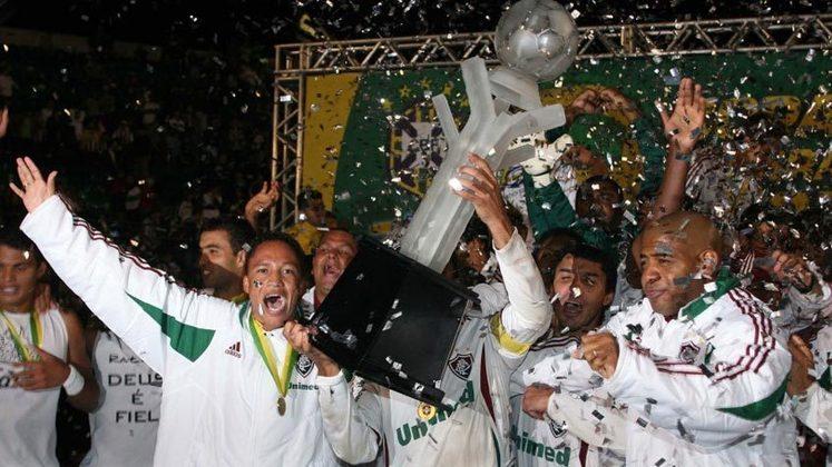 O primeiro e único título até o momento veio em 2007. A campanha teve a eliminação do ADESG-AC com 8 a 1 no total dos dois confrontos e do América-RN vencendo por 2 a 1 fora e perdendo por 1 a 0 em casa, mas avançando pelo gol marcado em Natal. Nas oitavas, também fez uso deste critério contra o Bahia, com 1 a 1 no Rio e 2 a 2 em Salvador. Nas quartas, deixou o Athletico-PR para trás com 2 a 1 no agregado e na semifinal do Brasiliense, com 5 a 3 no total. Na decisão contra o Figueirense, empatou em 1 a 1 no Maracanã, mas venceu em Santa Catarina por 1 a 0.