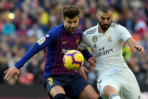 O primeiro encontro da temporada entre Barcelona e Real Madrid está marcado para o dia 25 de outubro de 2020, no Camp Nou, lá na sétima rodada. Já o jogo de volta acontecerá em Madri, no dia 11 de abril de 2021, na 30ª rodada.