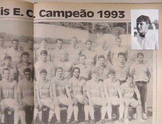 O primeiro título da carreira de Tite foi no Veranópolis, do Rio Grande do Sul, em 1993. Foi campeão da Divisão de Acesso, a segunda divisão do estadual gaúcho.