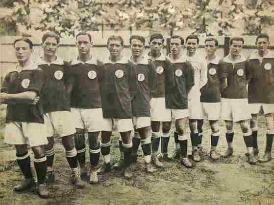 O primeiro título da equipe foi conquistado em 1920, seis anos após seu início. A taça veio no Campeonato Paulista, contra o tetracampeão Paulistano