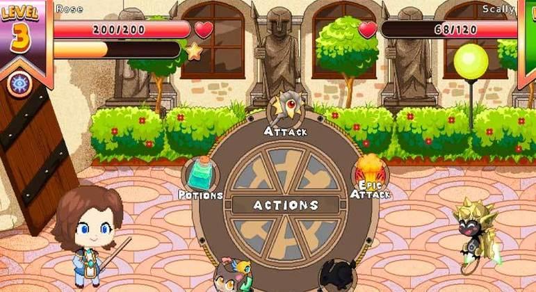 O Prodigy é uma espécie de jogo educativo que envolve matemática em meio a batalhas, missões interativas e animais exóticos.