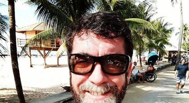 O professor de educação física Lucas Temporal tratou uma hérnia com fisioterapia e fortalecimento muscular