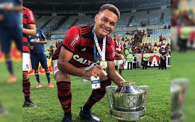 O quarto colocado é o Flamengo, que promoveu da base quatro jogadores: Richard (meia, 19 anos), Luiz Henrique (meia, 21 anos), Rodrigo Muniz (atacante, 19 anos) e Yuri César (atacante, 21 anos).