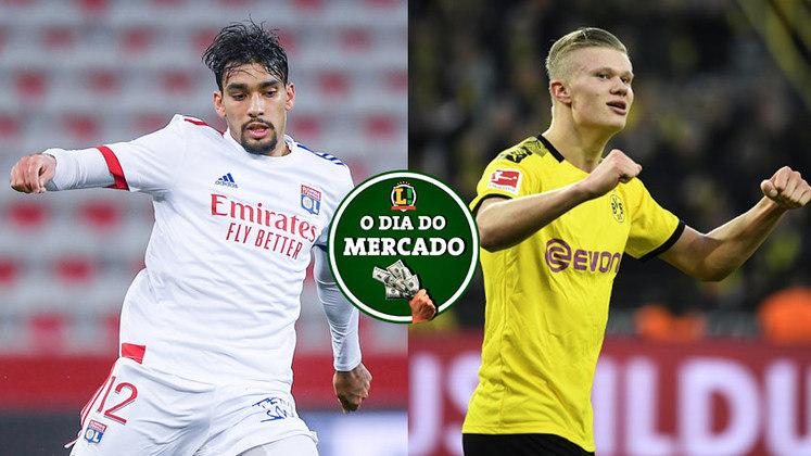 O Real Madrid está de olho em promessa brasileira que já atua na Europa e pode investir na contratação em breve, o agente de Haaland colocou o norueguês como um dos alvos de transferência de gigante do futebol europeu. (por Redação São Paulo)