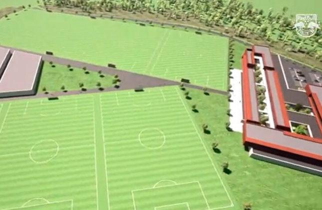 O Red Bull Bragantino apresentou o projeto do seu novo centro de treinamento, que tem previsão para entrega para dezembro de 2023. O CT será em Atibaia (SP), cidade que fica a 25 quilômetros de Bragança Paulista, sede do Bragantino. Atualmente, o elenco principal treina em um CT alugado em Bragança. Veja imagens!