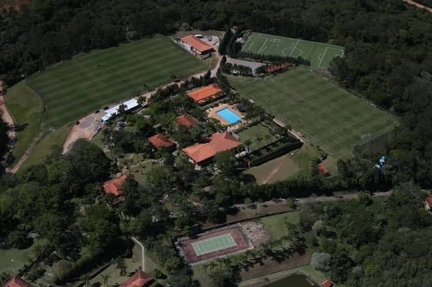 O Red Bull Bragantino conta também com um CT em Jarinu (44km de distância de Bragança Paulista). Esse CT é utilizado para os treinamentos da base.