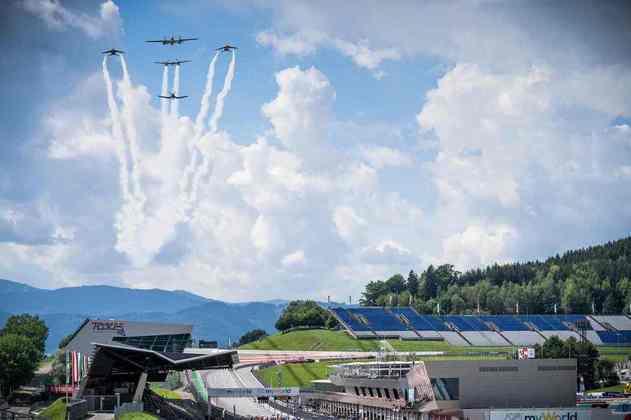 O Red Bull Ring recebeu a MotoGP neste domingo. Confira as principais imagens