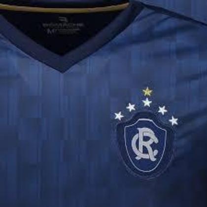 O Remo tem seis estrelas em seu escudo, cinco douradas e uma vermelha. As douradas em homenagem os cinco tri-estaduais, e a vermelha pelo título da Série C de 2005.