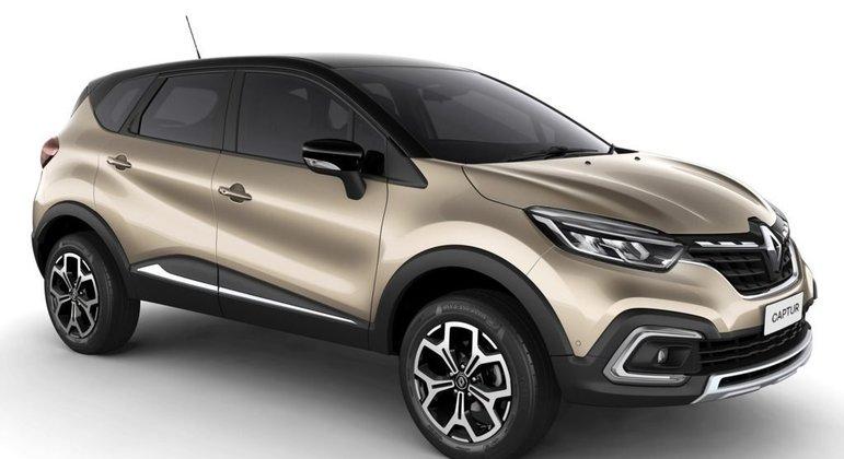 O Renault Captur de 2022 promete muitas inovações: volante ajustável, arquitetura eletrônica, direção assistida, motor 1.3 turbo e câmbio automático do tipo CVT. O valor médio de mercado é de R$ 130 mil.