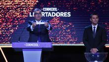 Sorteio da Libertadores:conheça possíveis caminhos das equipes